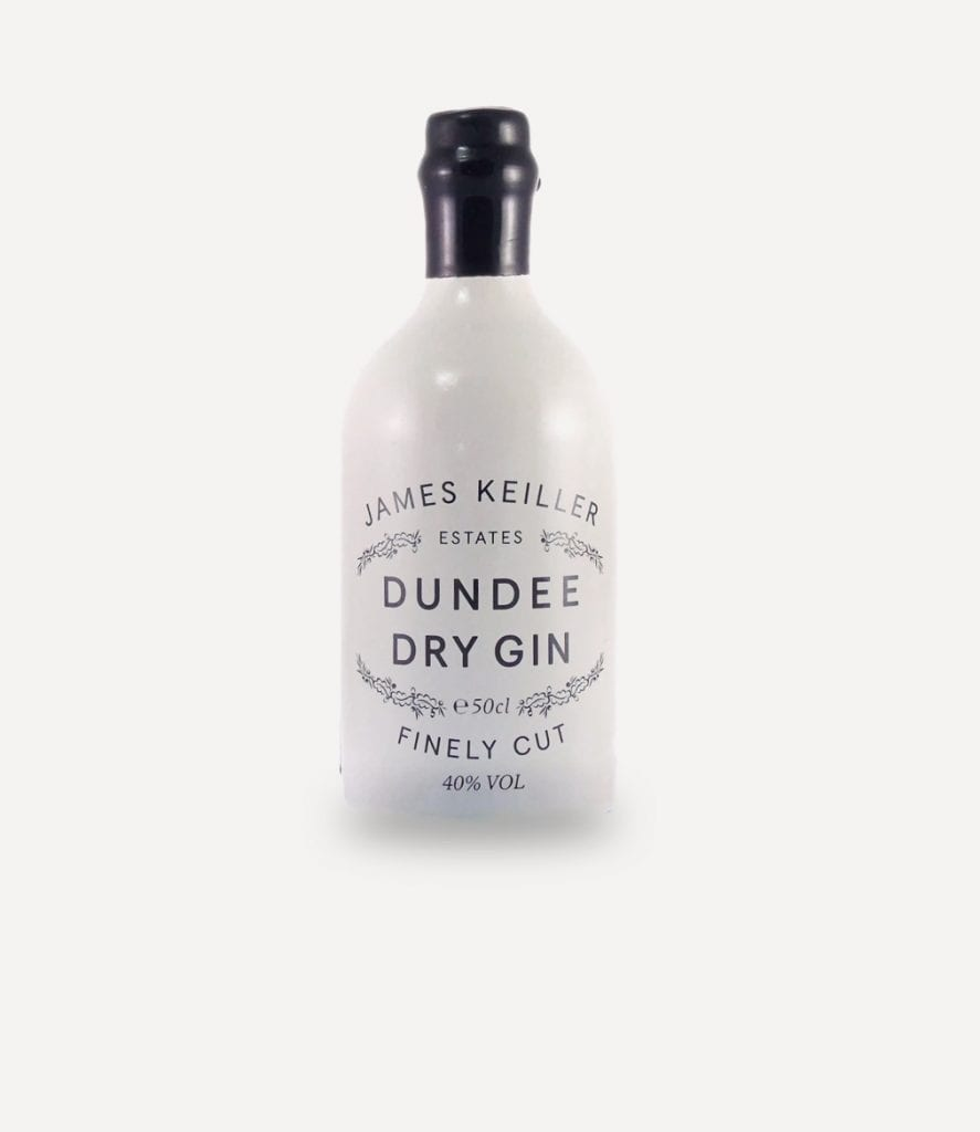 Dundee Dry Gin – White 50cl