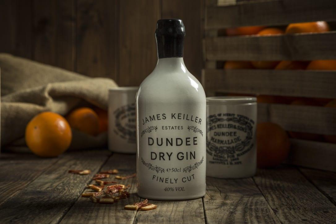 James Keiller Dundee Dry Gin