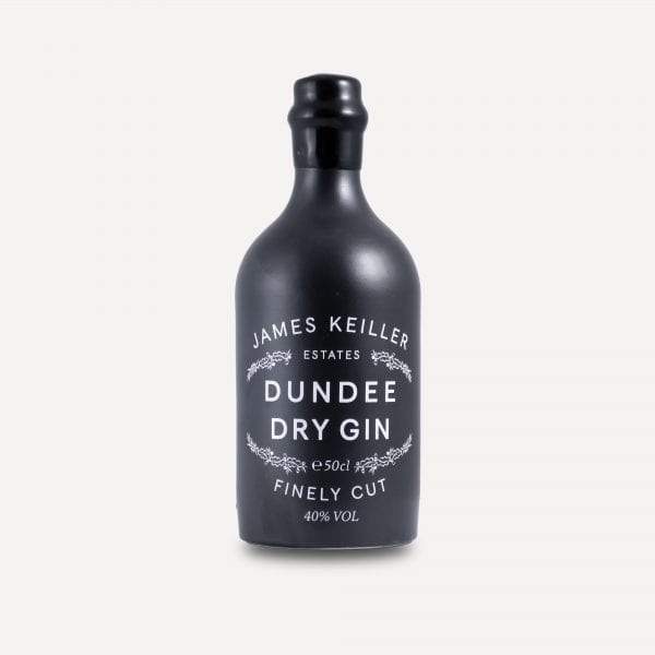 Dundee Dry Gin - Black 50cl