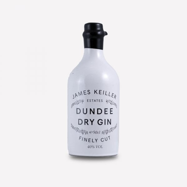 Dundee Dry Gin - White 50cl
